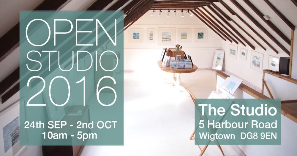 Wigtown Open Studio 2016